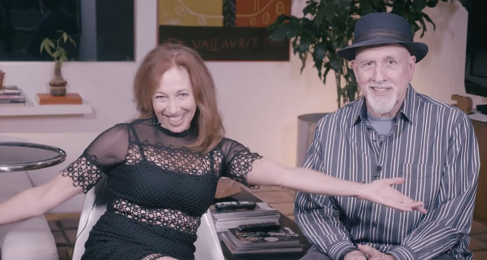 Interview with Lisa London & Gary Stockdale