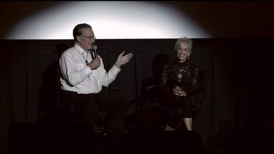 Joe Bob Briggs Interviews Arlene Sidaris