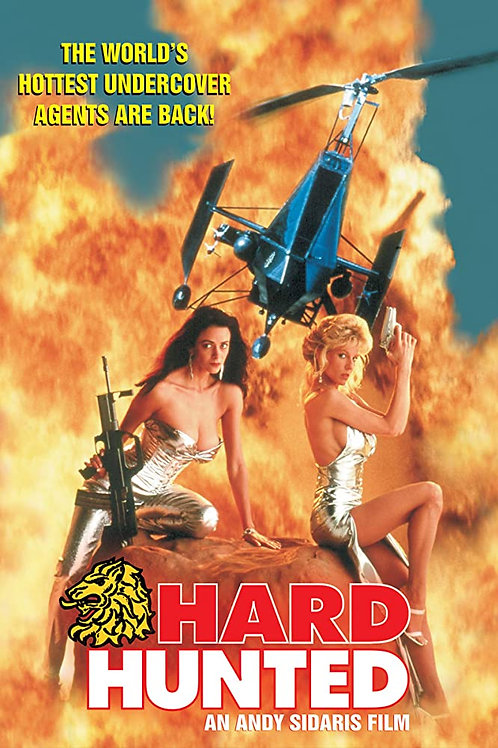 Hard Hunted on Blu-Ray