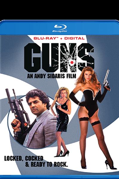 GUNS on Blu-Ray