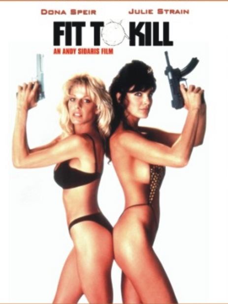 Fit to Kill Movie Poster