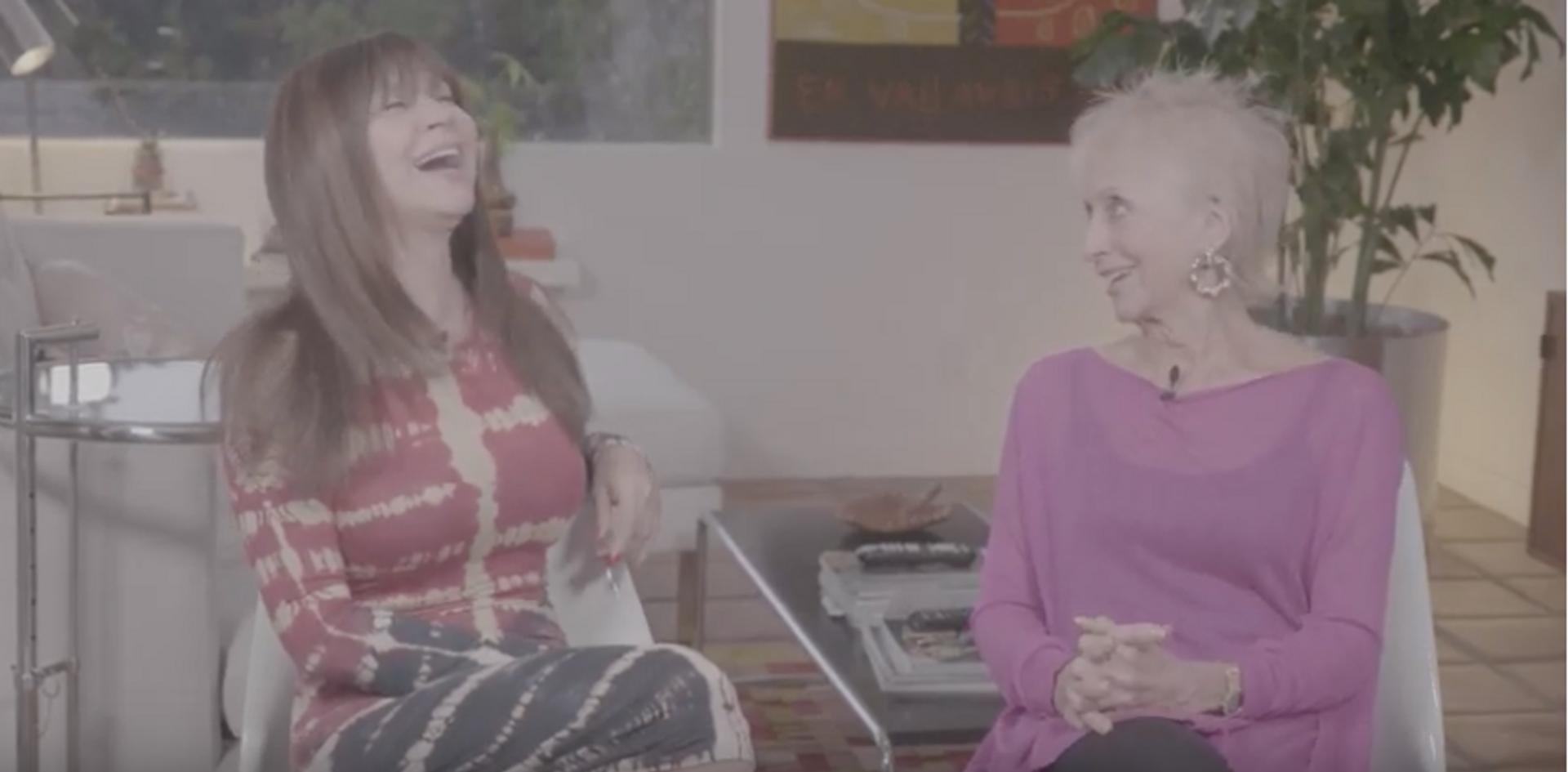 Arlene Sidaris Interviews Ava Cadell