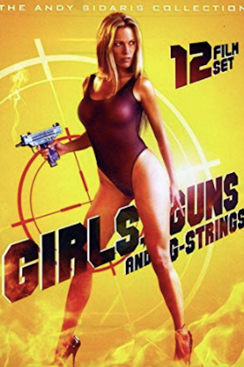 Girls, Guns & G-Strings 12 DVD Movie Set