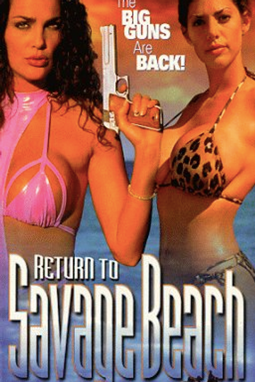 Return to Savage Beach on Blu-Ray