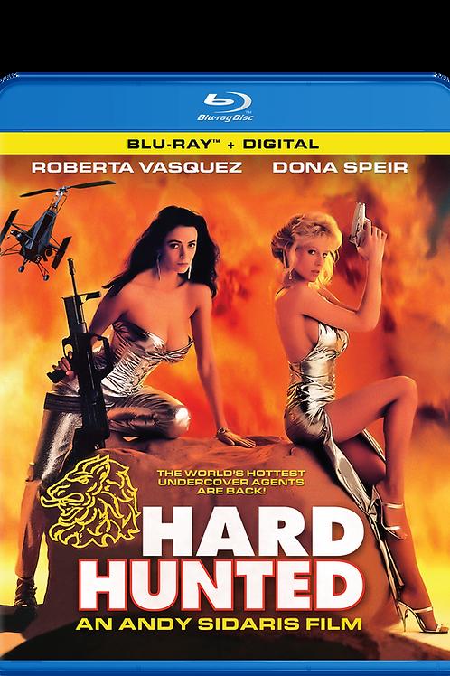 Hard Hunted on Blu-Ray