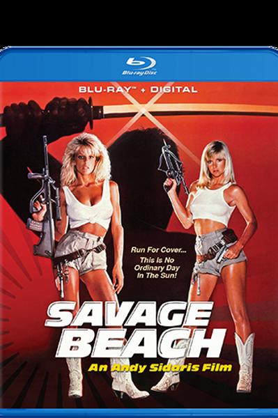 Savage Beach on Blu-Ray
