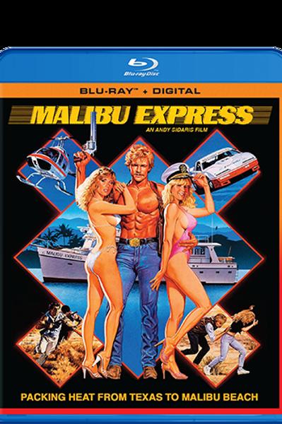 Malibu Express on Blu-Ray