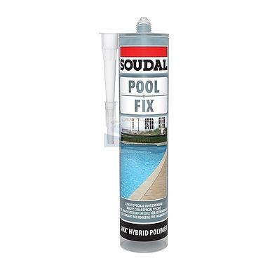 Colle SOUDAL ou everflex Special piscine