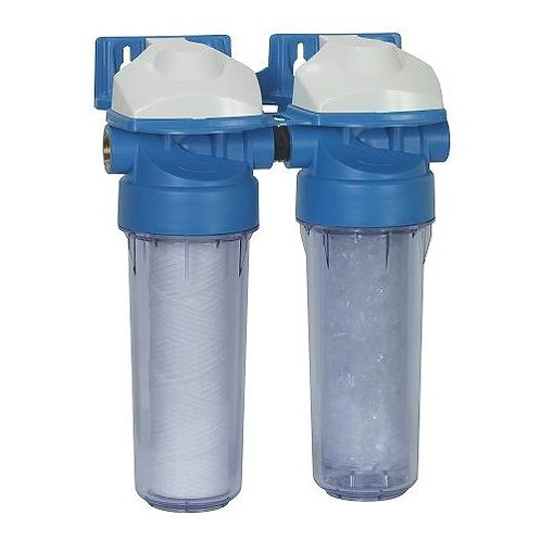 Corps de filtre a eau double