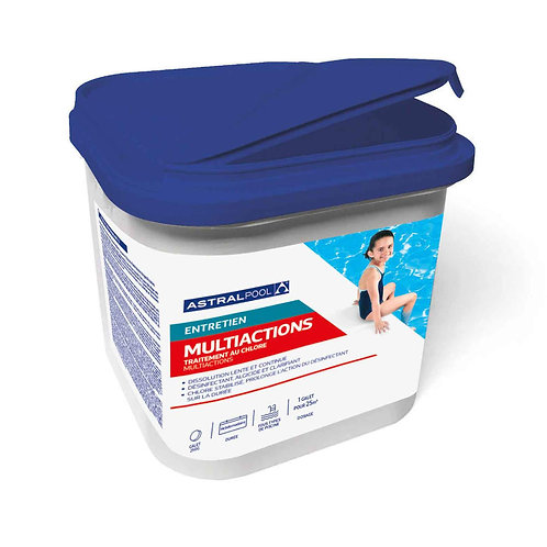 MULTIACTIONS 250G. 5KG