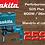 Thumbnail: Perfo-burineur SDS-Plus 800W 26mm de Makita
