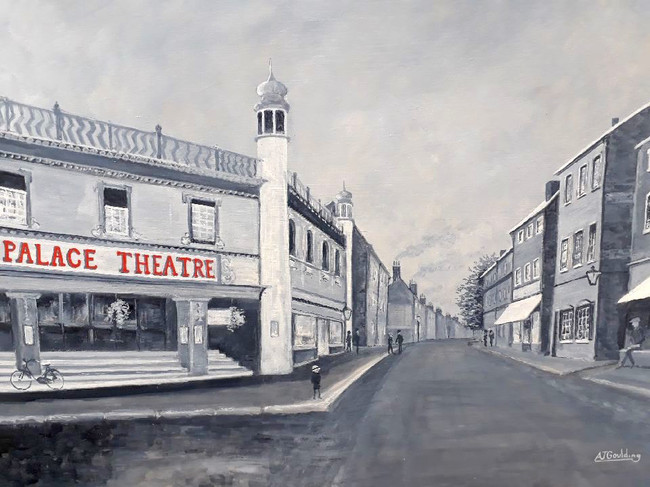 Palace Theatre, Newark
