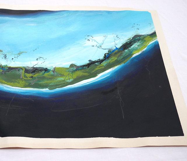 Tropics, 56 x 47.5 cm
