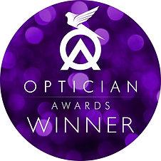 Optician Awards Winner