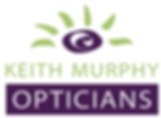 Keith Murphy Opticians Logo