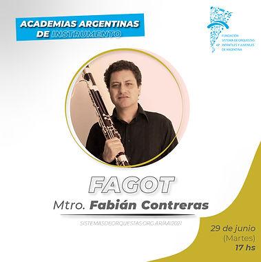 CV Mtro. Fabián Contreras