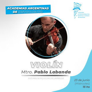 CV Mtro. Pablo Labanda