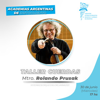 CV Mtro. Rolando Prusak
