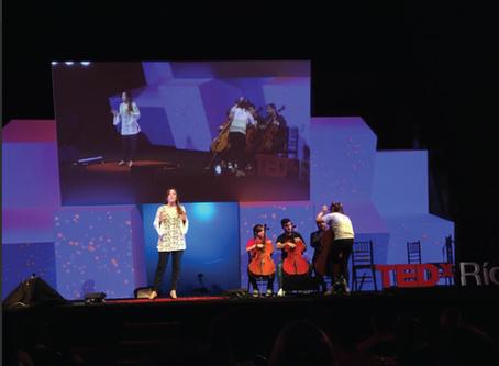 """La Orquesta como Escuela de vida"" Charla TEDxRiodelaPlata 2018"