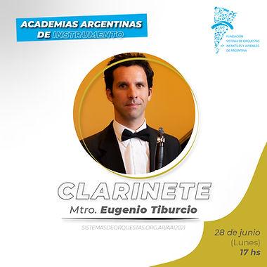 CV Mtro. Eugenio Tiburcio