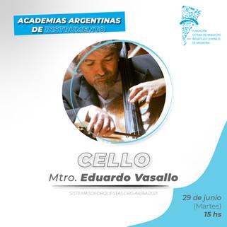 CV Mtro. Eduardo Vasallo