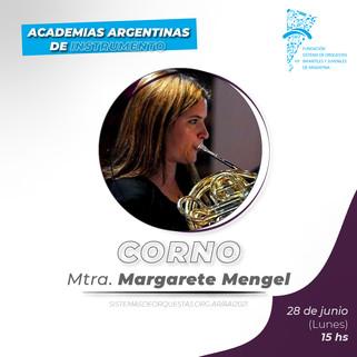 CV Mtra. Margarete Mengel