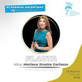 CV Mtra. Mariana Stratta Gariazzo