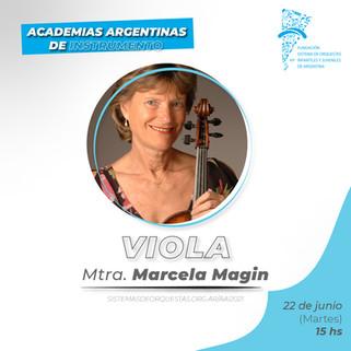 CV Mtra. Marcela Magin