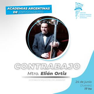 CV Mtro. Elián Ortiz