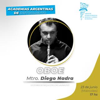 CV Mtro. Diego Nadra