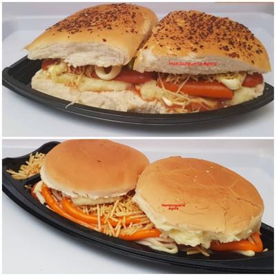 barca de hot-dog