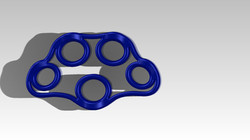 Solidworks prototype model Xband_ver8.3
