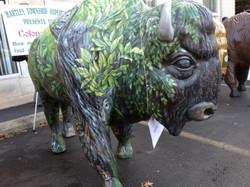 Sculpt Large Bison 41