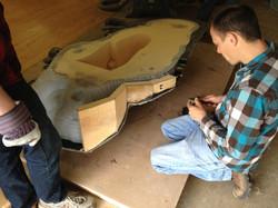 Sculpt Large Bison 26