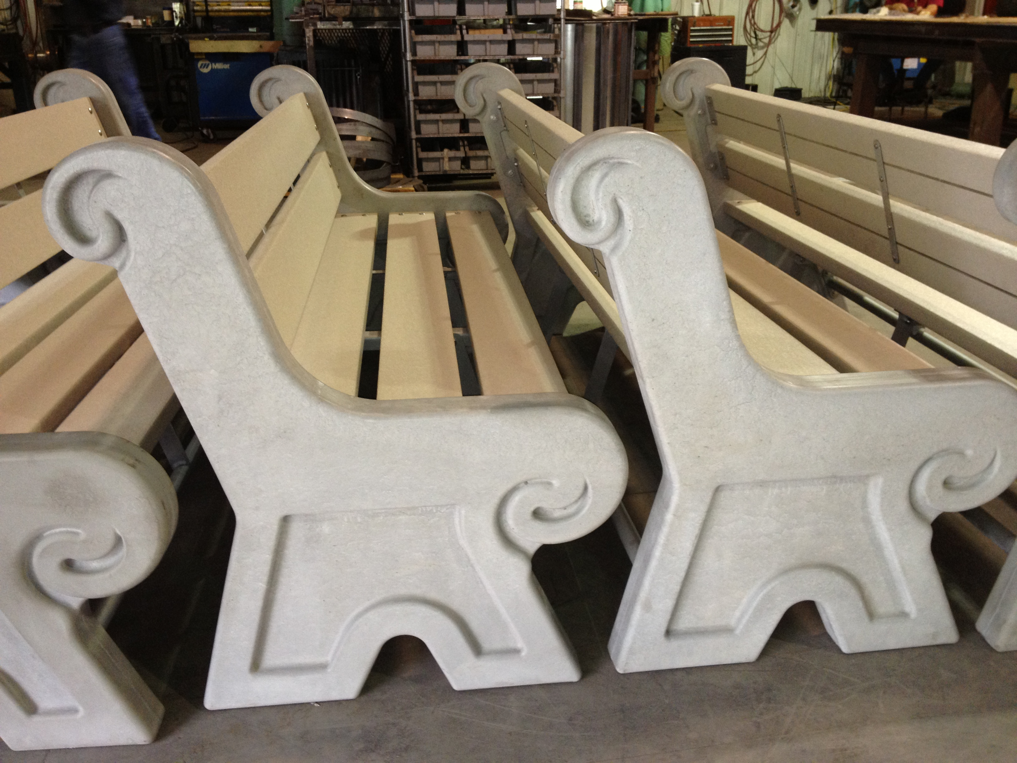 Precast concrete from our Patterns