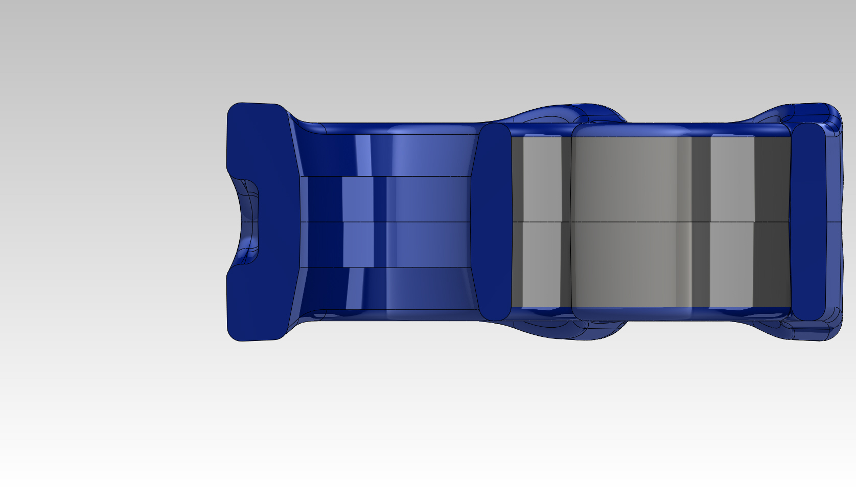 Solidworks prototype model Xband_ver8.5Height of part