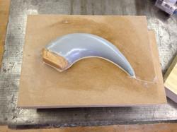 Sculpt Large Bison 12