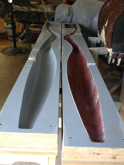 10 foot toothbrush mold