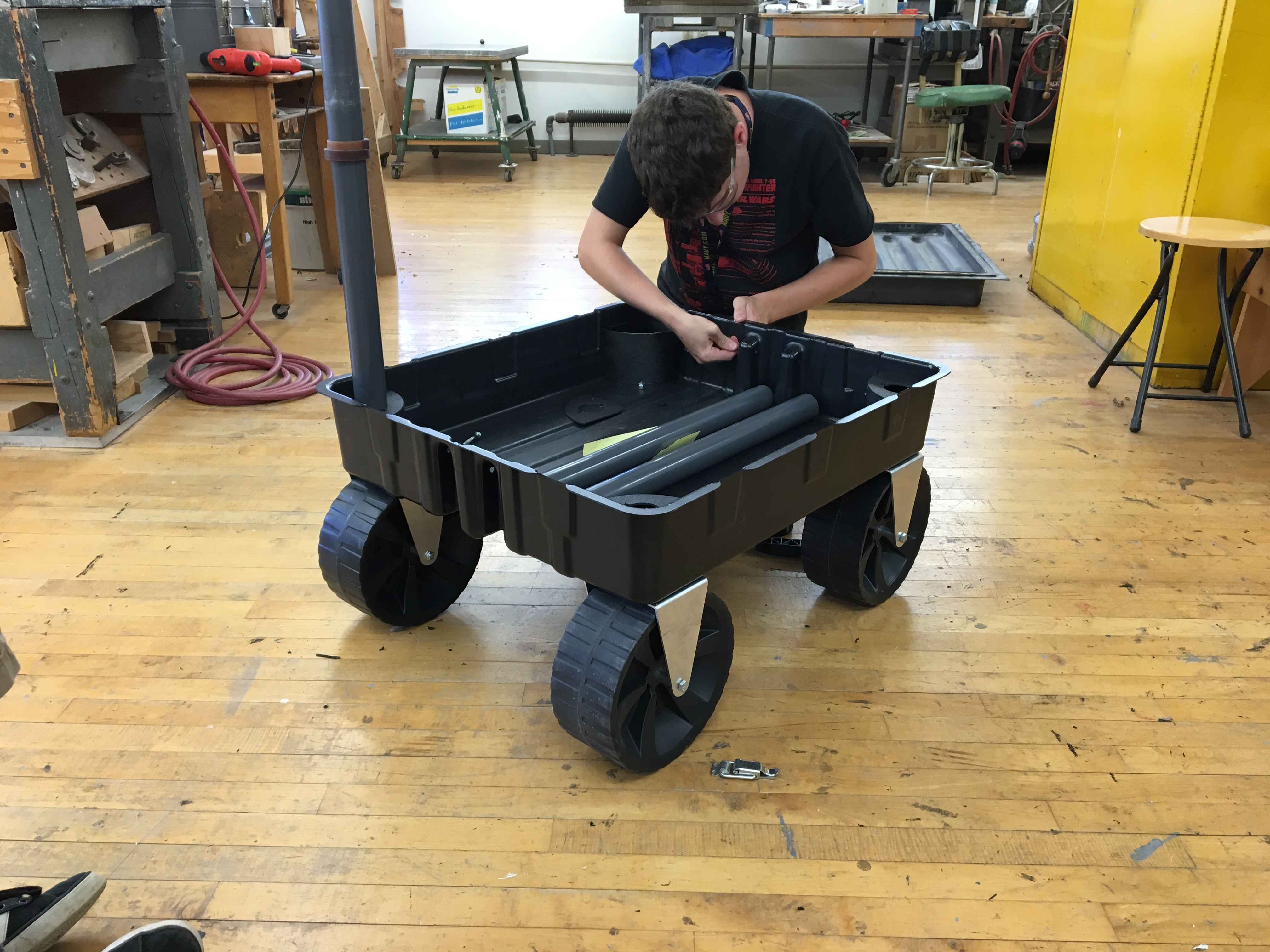 Working Prototype Construction 2