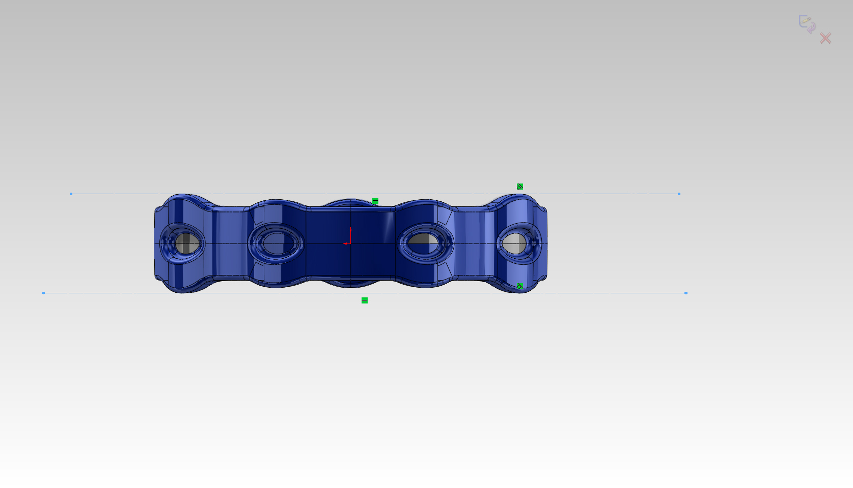 Solidworks prototype model Xband_ver9.1
