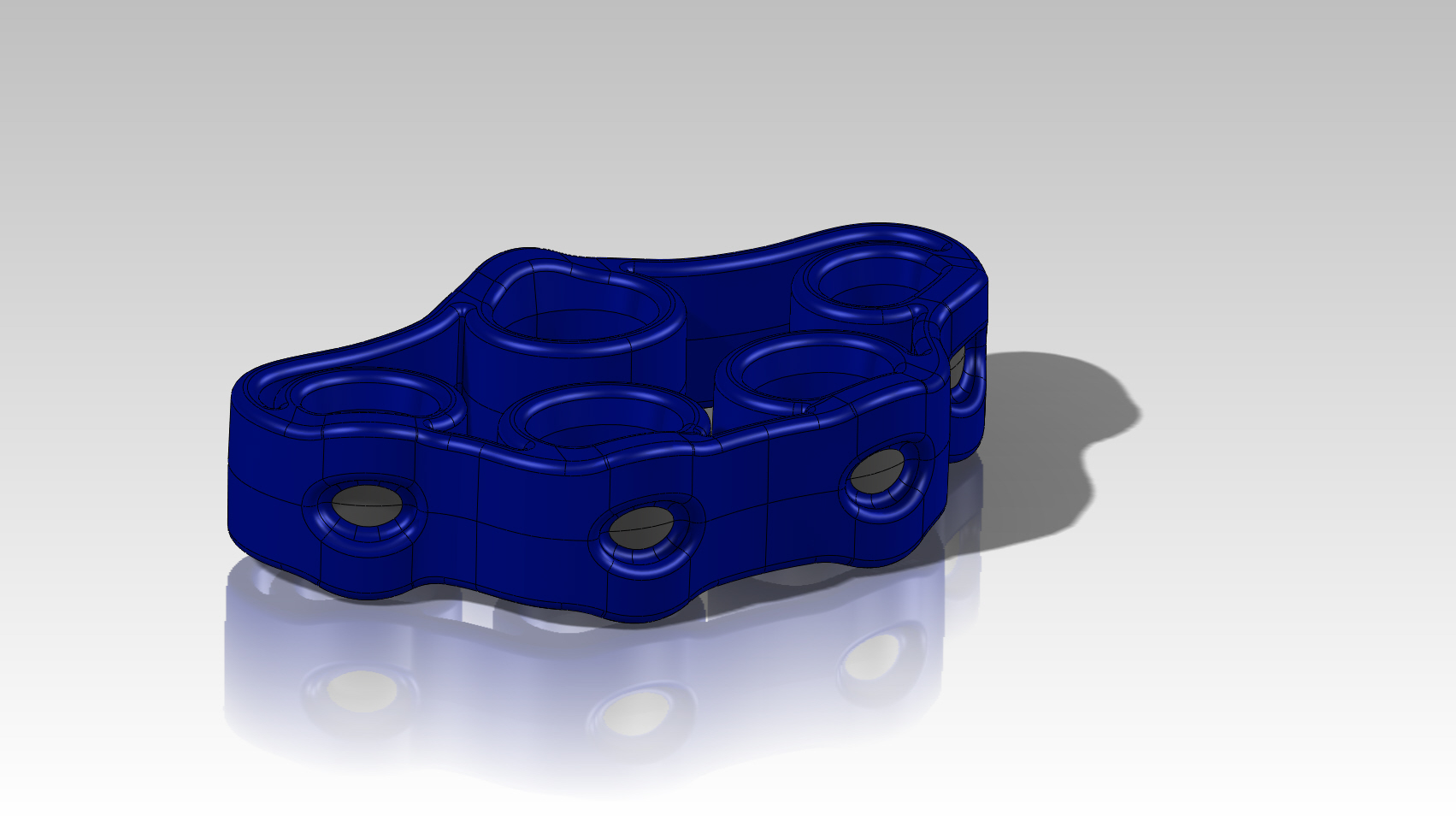 Solidworks prototype model Xband_ver8.3pic2