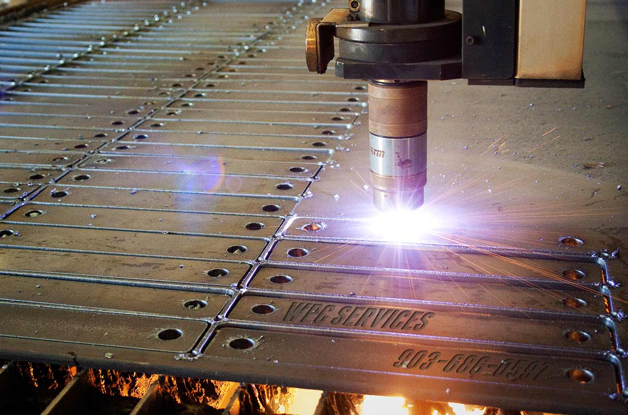 HD Plasma Cutting