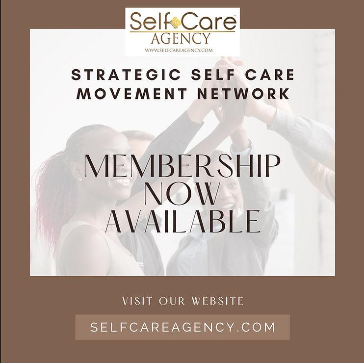NowAvailable-StrategicSelfCareMembership