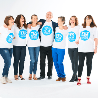 The Yes to Life Team