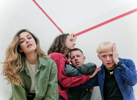 CHILDCARE Announce Debut Album on BBC Radio 1