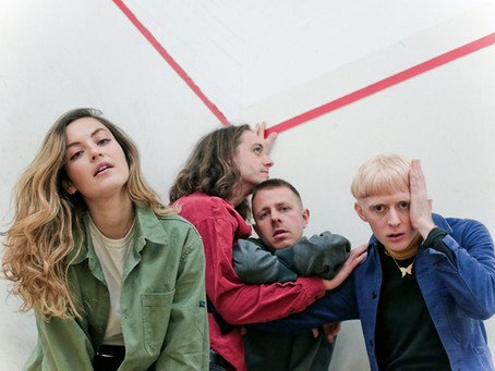 CHILDCARE Announce Debut Album on BBC Radio 1