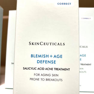 Blemish and Age Defense
