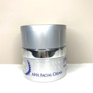 AHA Facial Cream