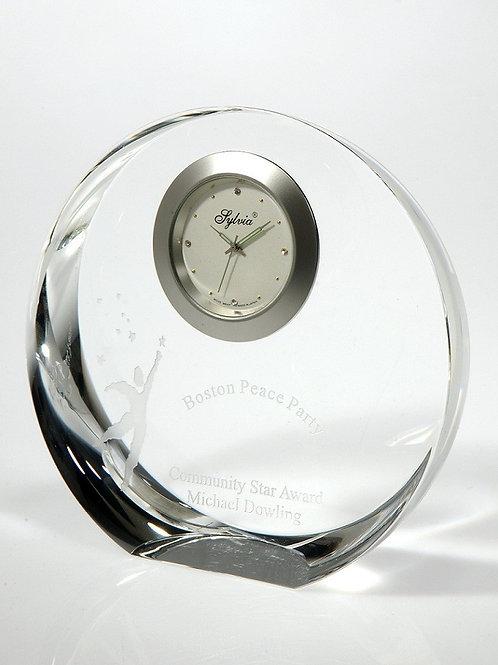 OKLK44 Corona Clock