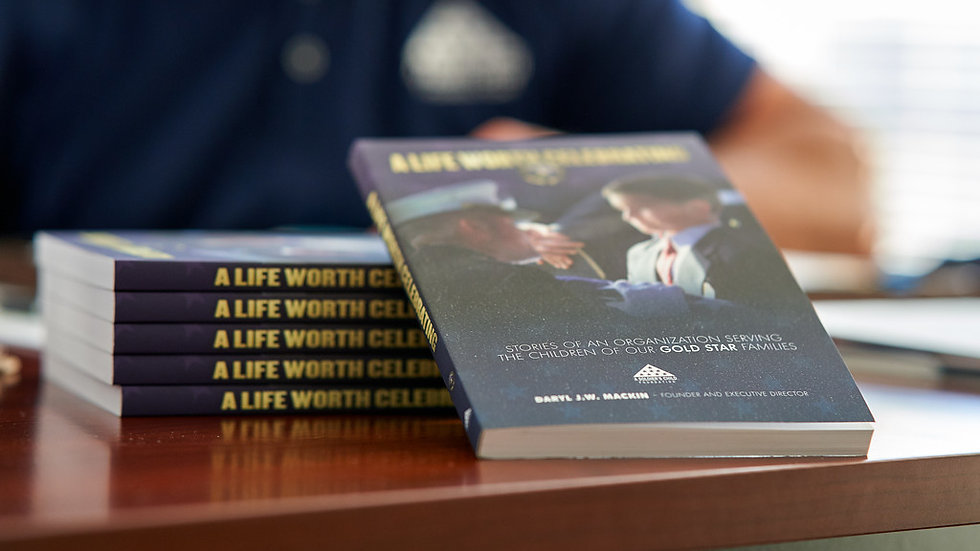 A Life Worth Celebrating Book